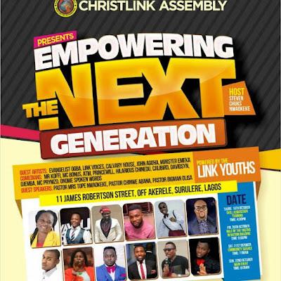 Kofi, Agoha, Elder O, Others, Hit Surulere For 'The Next Generation'