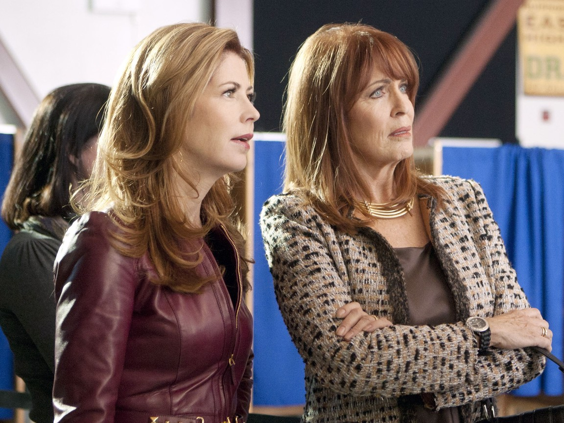 Body of Proof - Season 2 Episode 13: Sympathy for the Devil