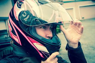 rellenar casco moto grande