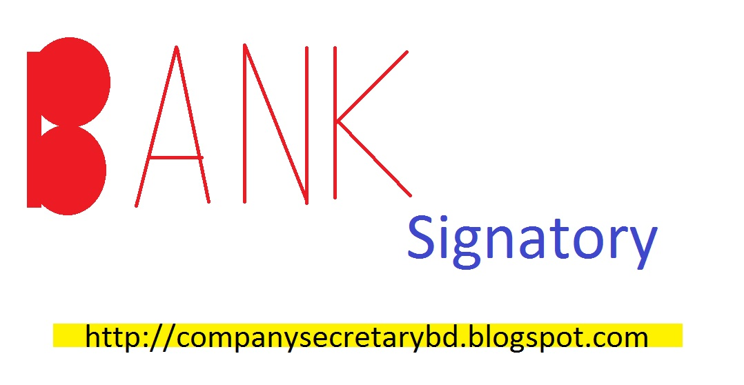 Board meeting resolution bank signatory change company secretary board meeting resolution spiritdancerdesigns Images