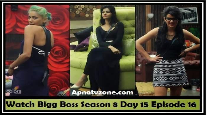 Bigg boss 6 full episode 1 december / Il regno del fuoco