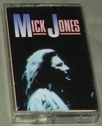 Jolly Joker S Ohrenbalsam Mick Jones Mick Jones Cd 1989