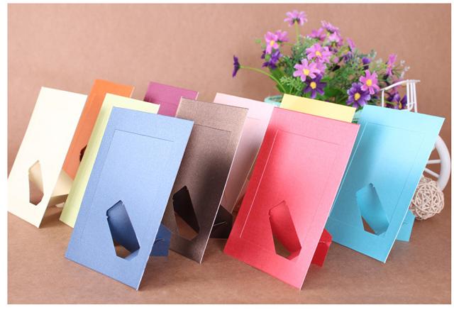 bán khung hình giấy để bàn giá rẻ