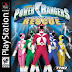 Free Download Game Power Rangers - Lightspeed Rescue PS1