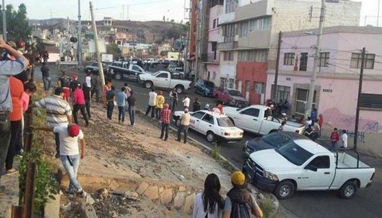Niño de cinco años y dos hombres ejecutados en enfrentamiento entre sicarios en Zacatecas.
