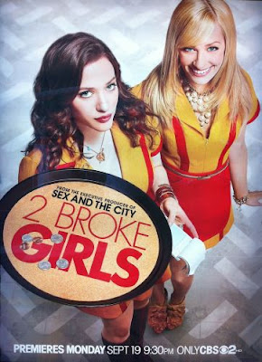 sitcom 2 Broke Girls