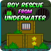 AvmGames Boy Rescue from Underwater Escape