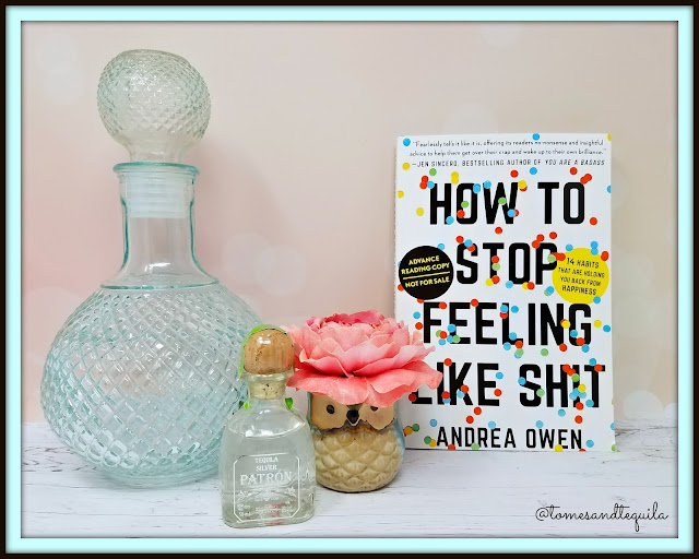 How To Stop Feeling Like Shit by Andrea Owen on Amazon