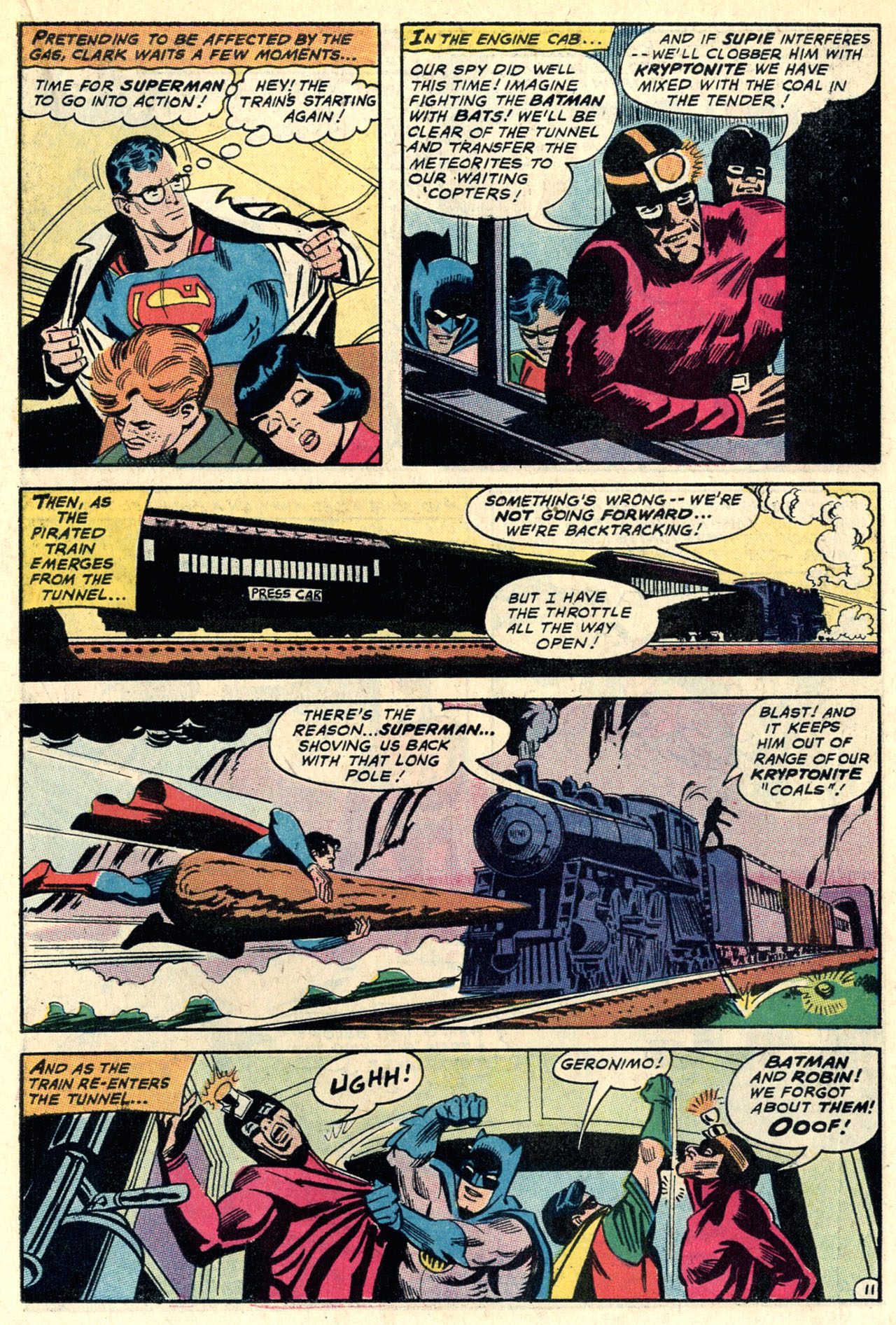 Read online World's Finest Comics comic -  Issue #196 - 15