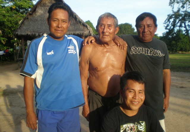 Amazonian language spoken by only 14 people documented