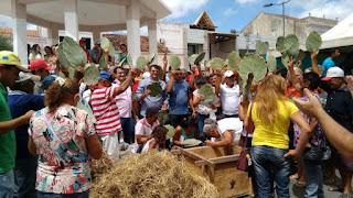 Prefeitura de Picuí realizou oficina de manejo sustentável para agricultores