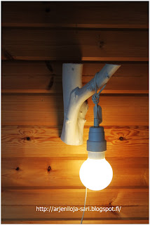 lampun tuunaaminen