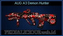 AUG A3 Demon Hunter