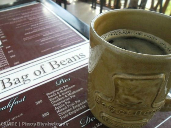 Bag of Beans, Tagaytay