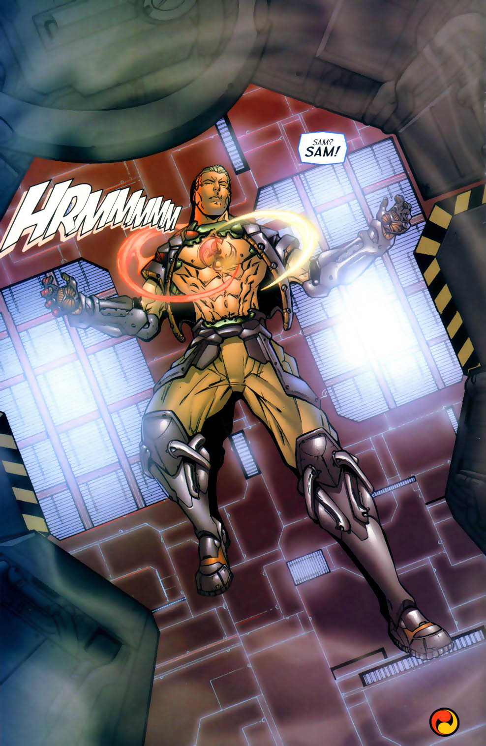 Read online Sigil (2000) comic -  Issue #1 - 30