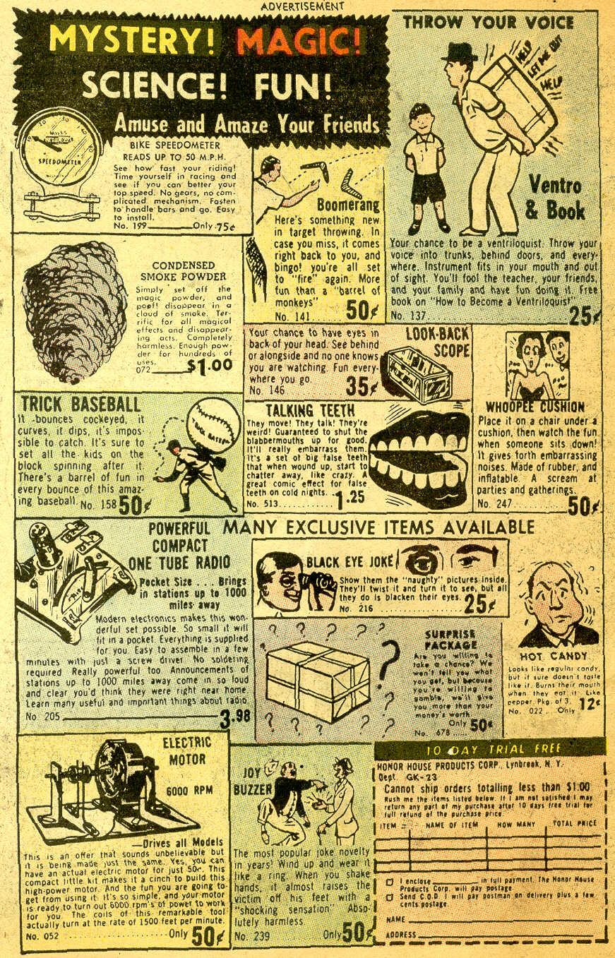 Strange Adventures (1950) issue 81 - Page 34