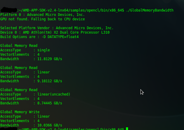 ofan's blog: Install OpenCL and PyOpenCL in Ubuntu 10 04 LTS