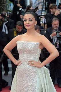 Aishwarya Rai Sink or Swim Premiere at 2018 Cannes Film Fest