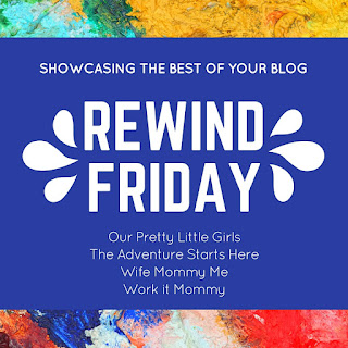 Rewind Friday link up