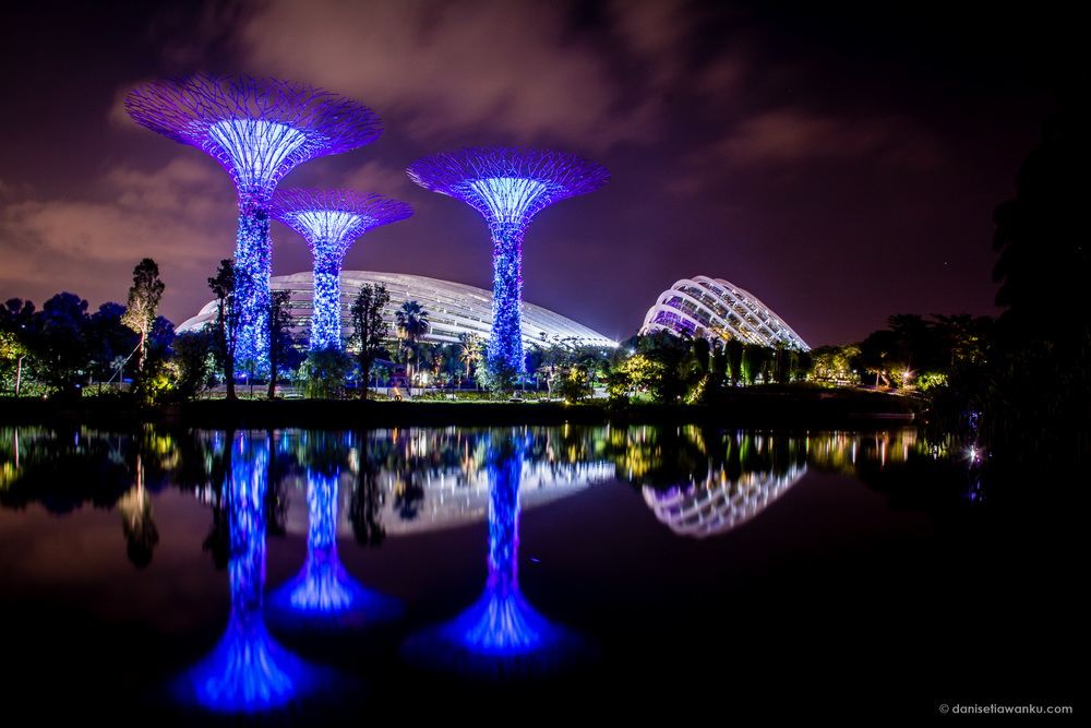 Gardens By The Bay Singapore Dani Setiawan Danisetiawanku Com