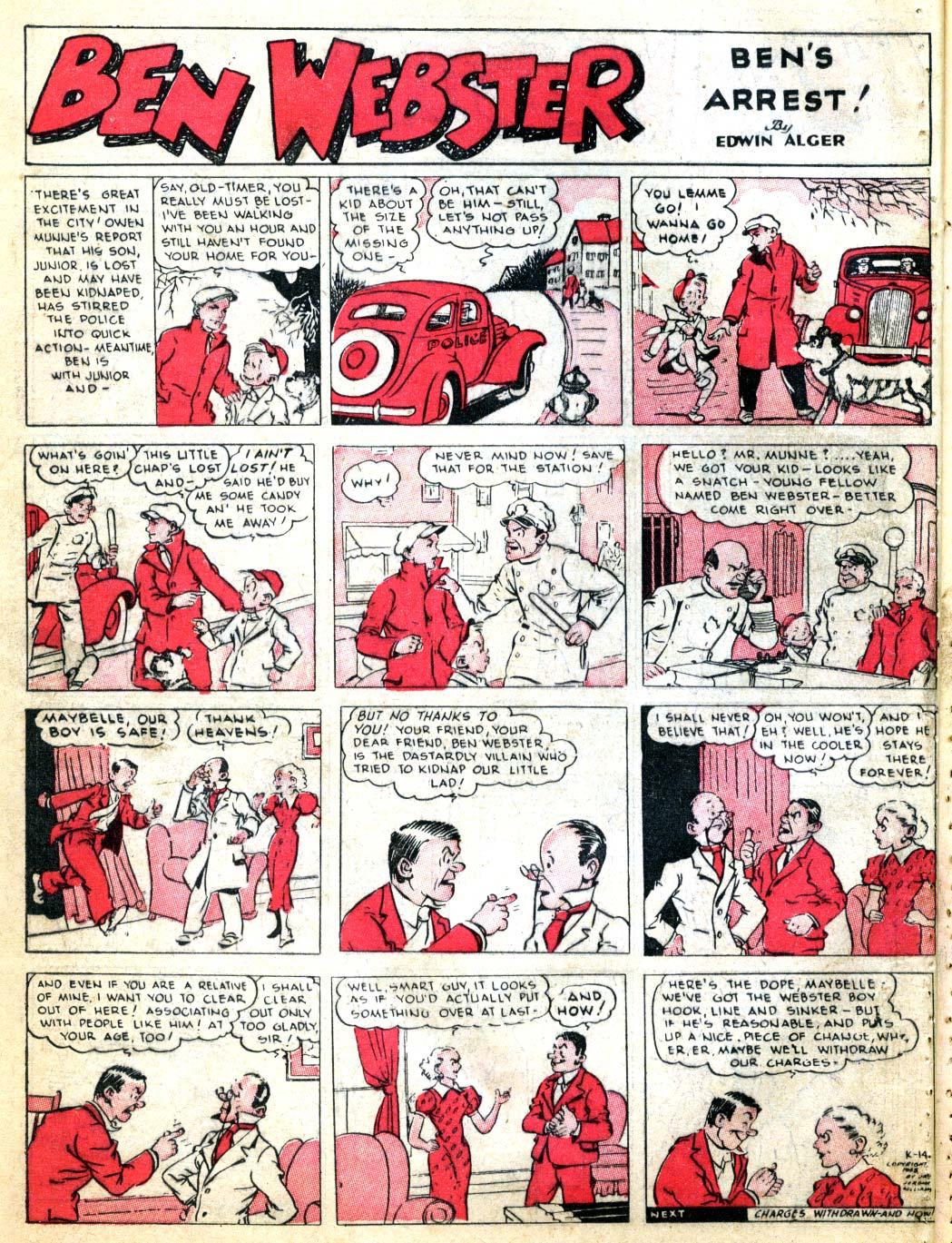 Read online All-American Comics (1939) comic -  Issue #4 - 14