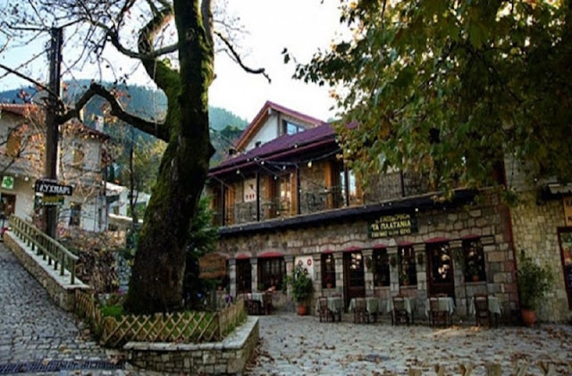 8 γραφικά ορεινά χωριά της Στερεάς Ελλάδας που αξίζει να επισκεφθείς! (Photo)