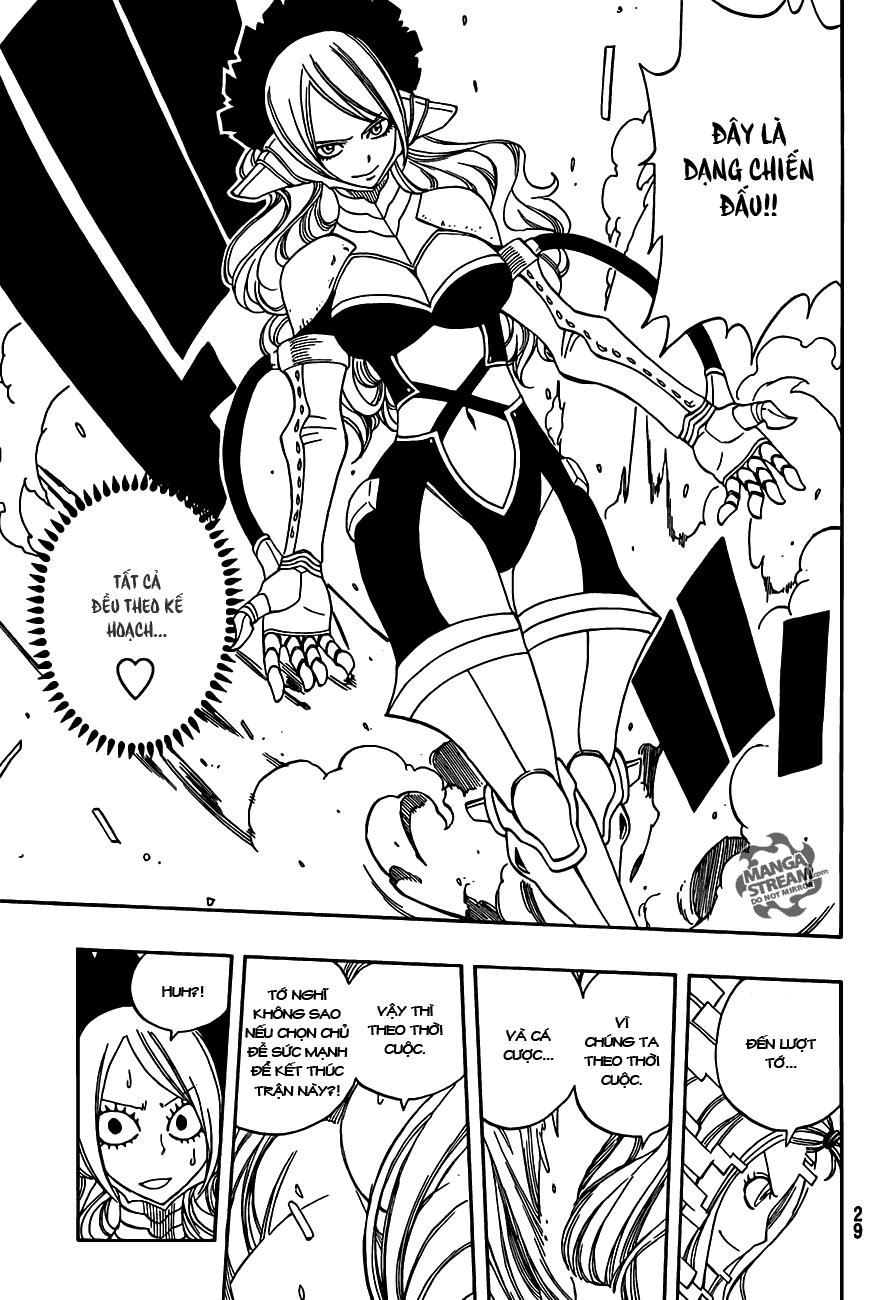 Fairy Tail chap 279 trang 17