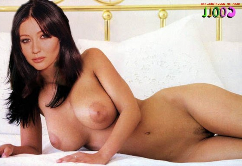Shannen doherty nude sex porn fake images