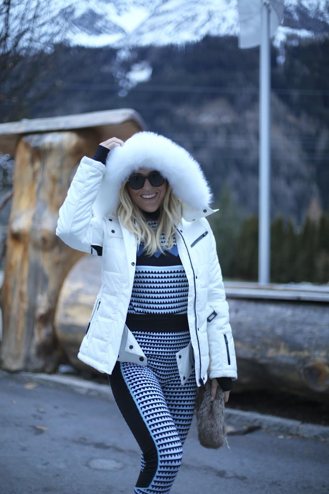 topshop ski jacket