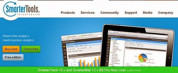 SmarterStats log analysis tool