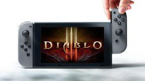 Diablo 3 en Nintendo Switch cada vez más confirmado