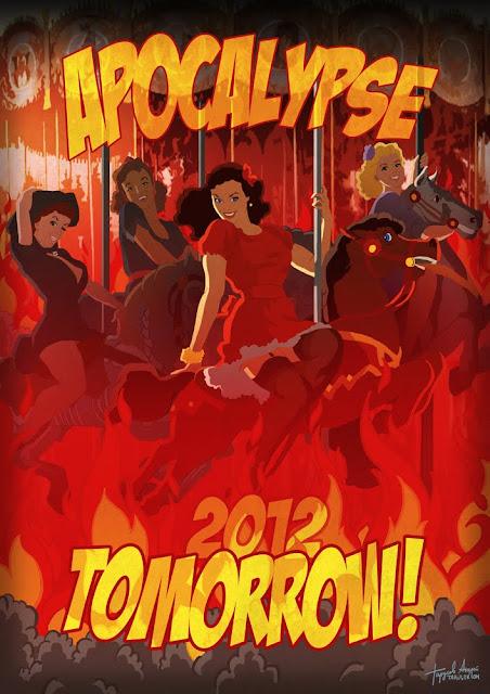 Andrew Tarusov – Apocalypse Tomorrow 2012 Calendar