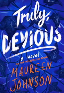 Book Review and GIVEAWAY: Truly Devious, by Maureen Johnson