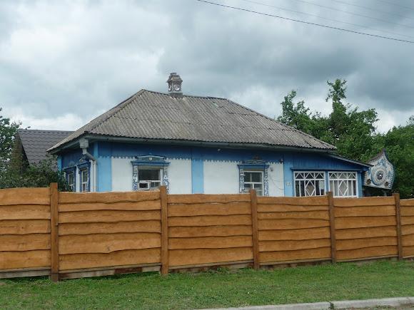 Батурин. Жилой дом по ул. Многогрешного