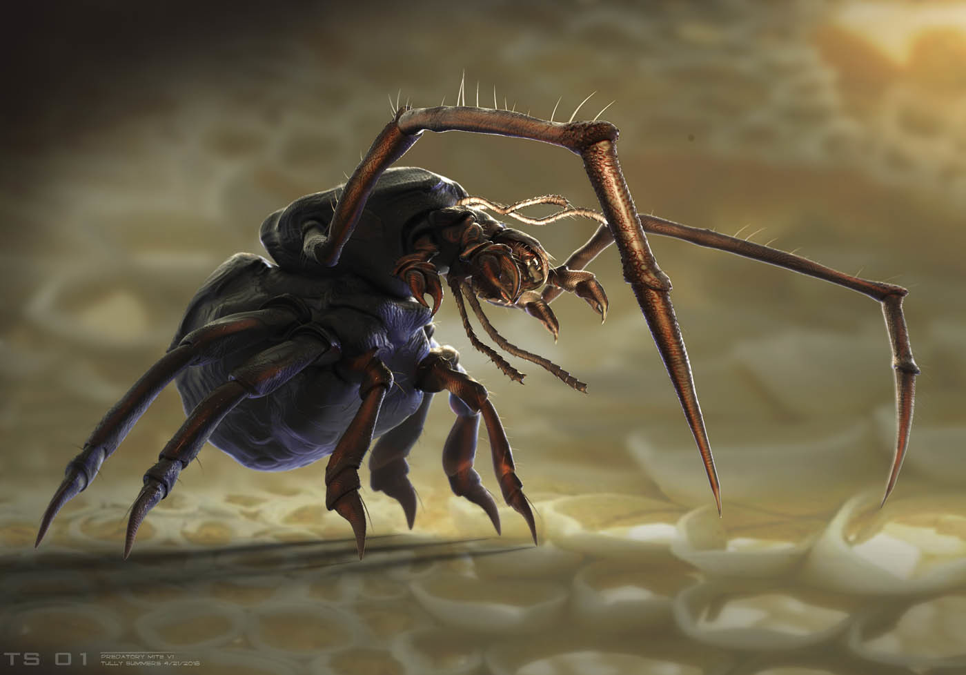 See Bizarre Creatures You Never Saw In Ant Man And The Wasp