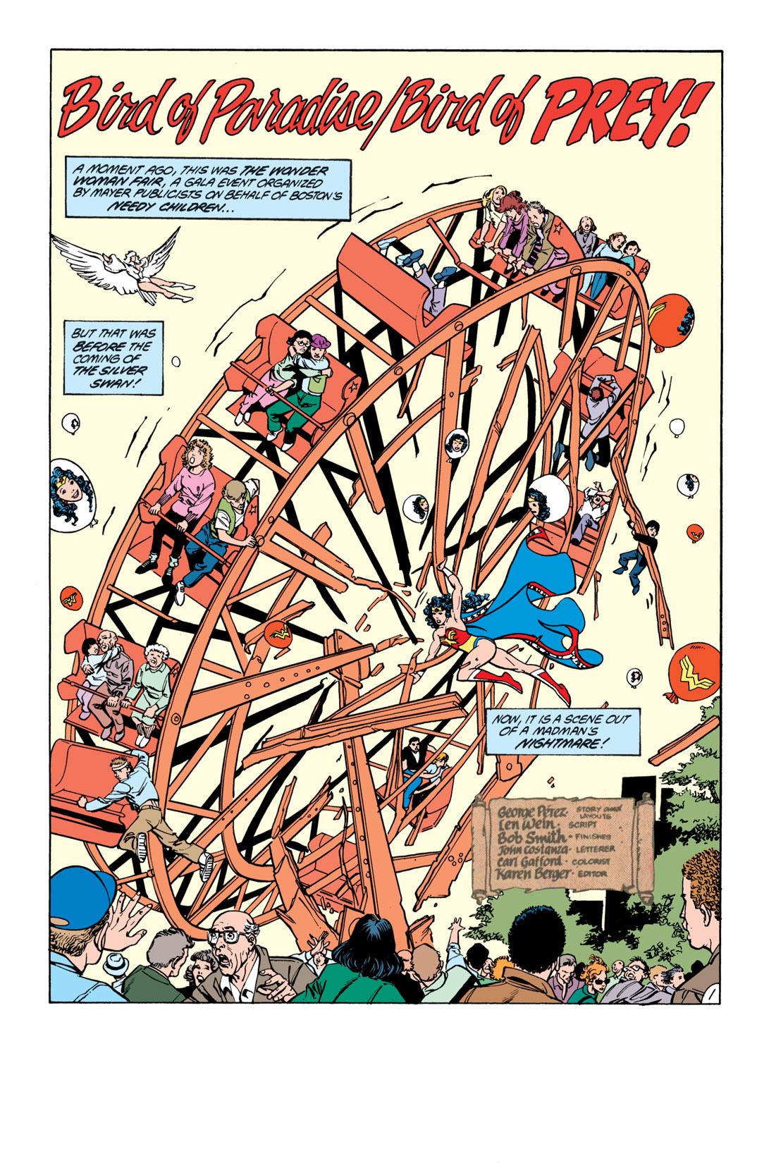 Read online Wonder Woman (1987) comic -  Issue #16 - 2