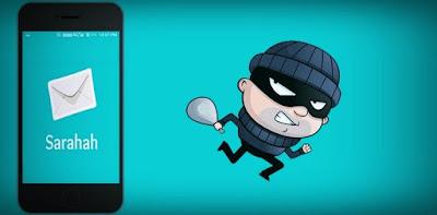تطبيق-صراحة-بسرقة-بيانات-المستخدمين