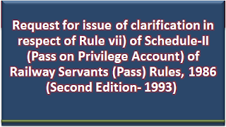pass-on-privilege-account-of-railway-servants-pass-rules-1986-second-edition-1993