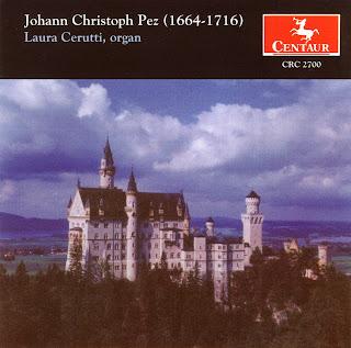 Pez, J.C.: Overtures / Concerto Sinfonia in A Minor
