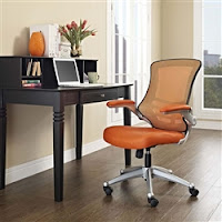 Orange Home Office Chair