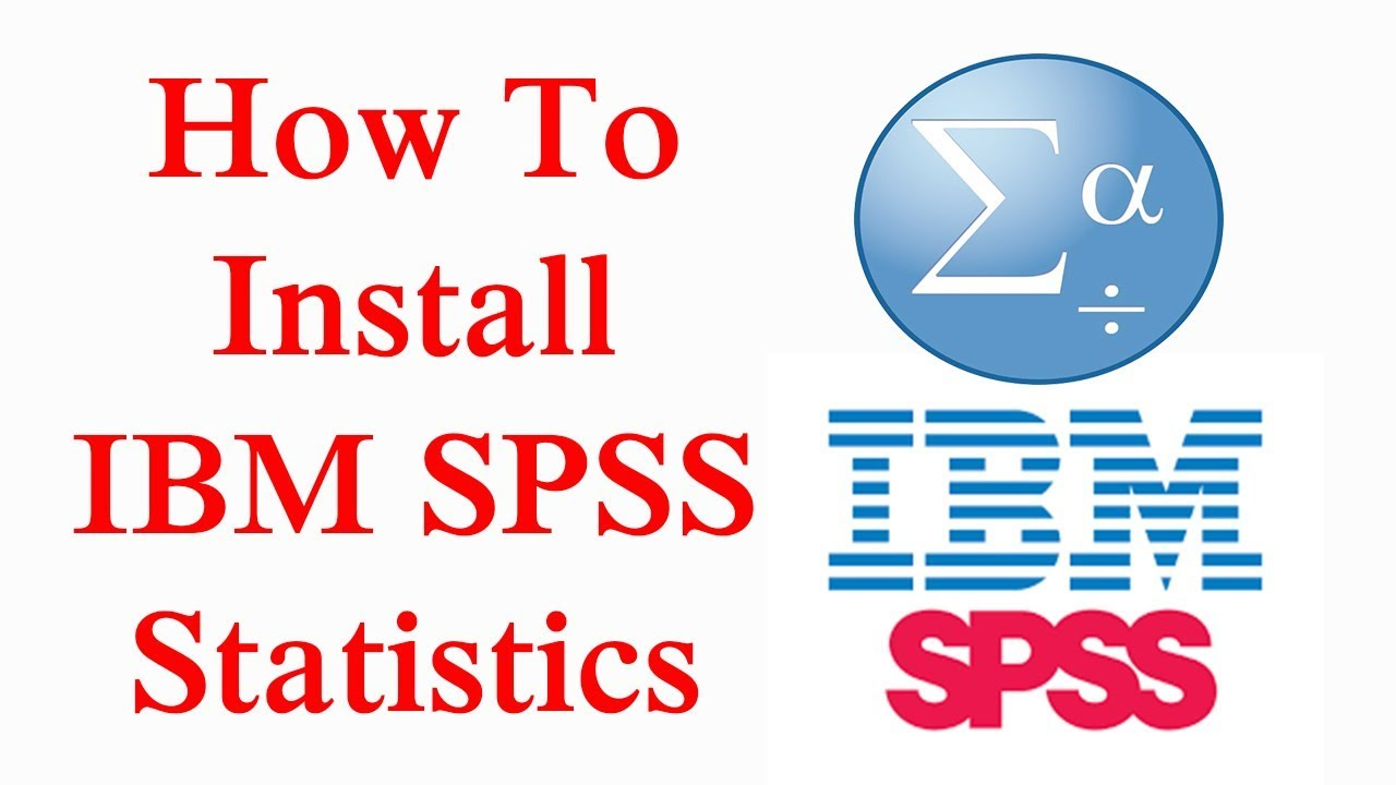 Download and Install IBM SPSS Statistics 19 Full Crack