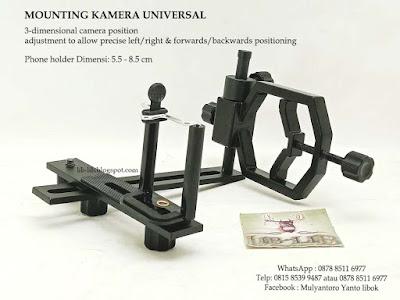 mounting camerra dk