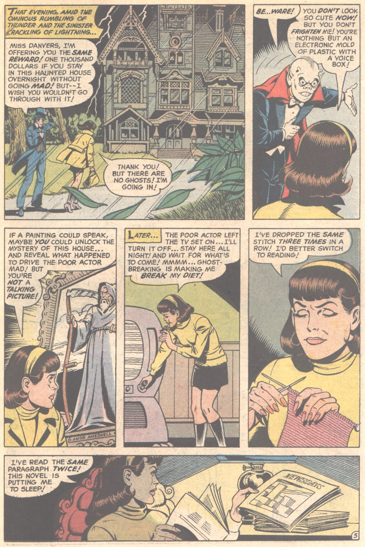 Read online Adventure Comics (1938) comic -  Issue #395 - 23