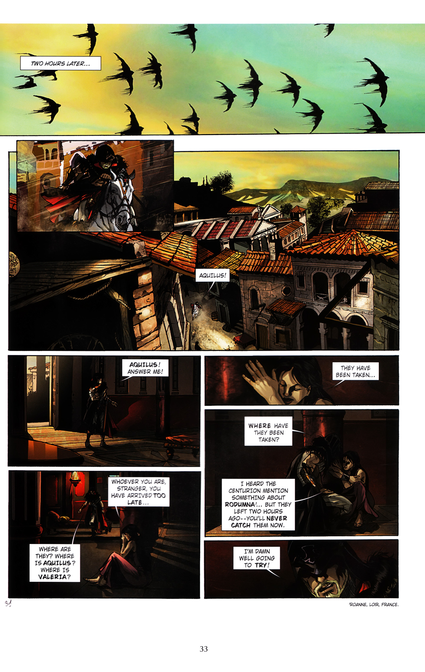 Read online Assassin's Creed (2012) comic -  Issue #3 - 37
