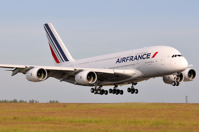 Airbus A380-800 of Air France