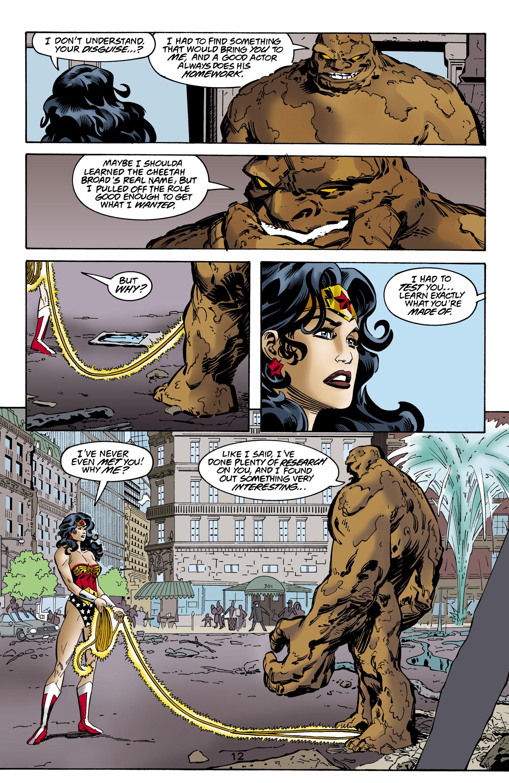 Read online Wonder Woman (1987) comic -  Issue #160 - 13