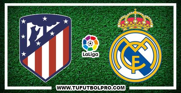 Ver Atlético Madrid vs Real Madrid EN VIVO Por Internet Hoy 18 de Noviembre 2017