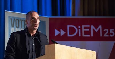 Varoufakis per Diem 25