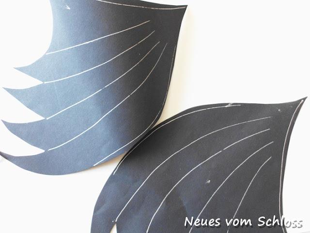 Schultüte Ohnezahn- neuesvomschloss.blogspot.de