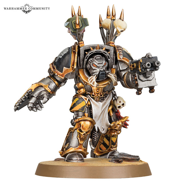 Exterminador Iron Warriors